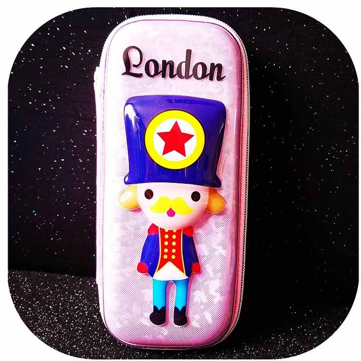 Estojo Box - London