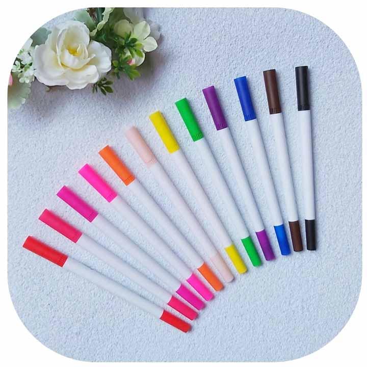 Kit Brush Pen - 12 cores