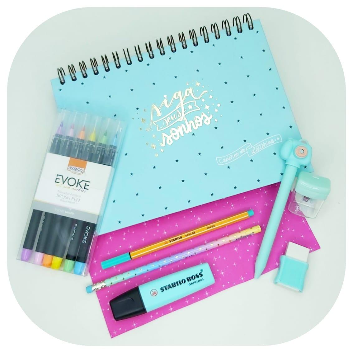 Kit Lettering Essential