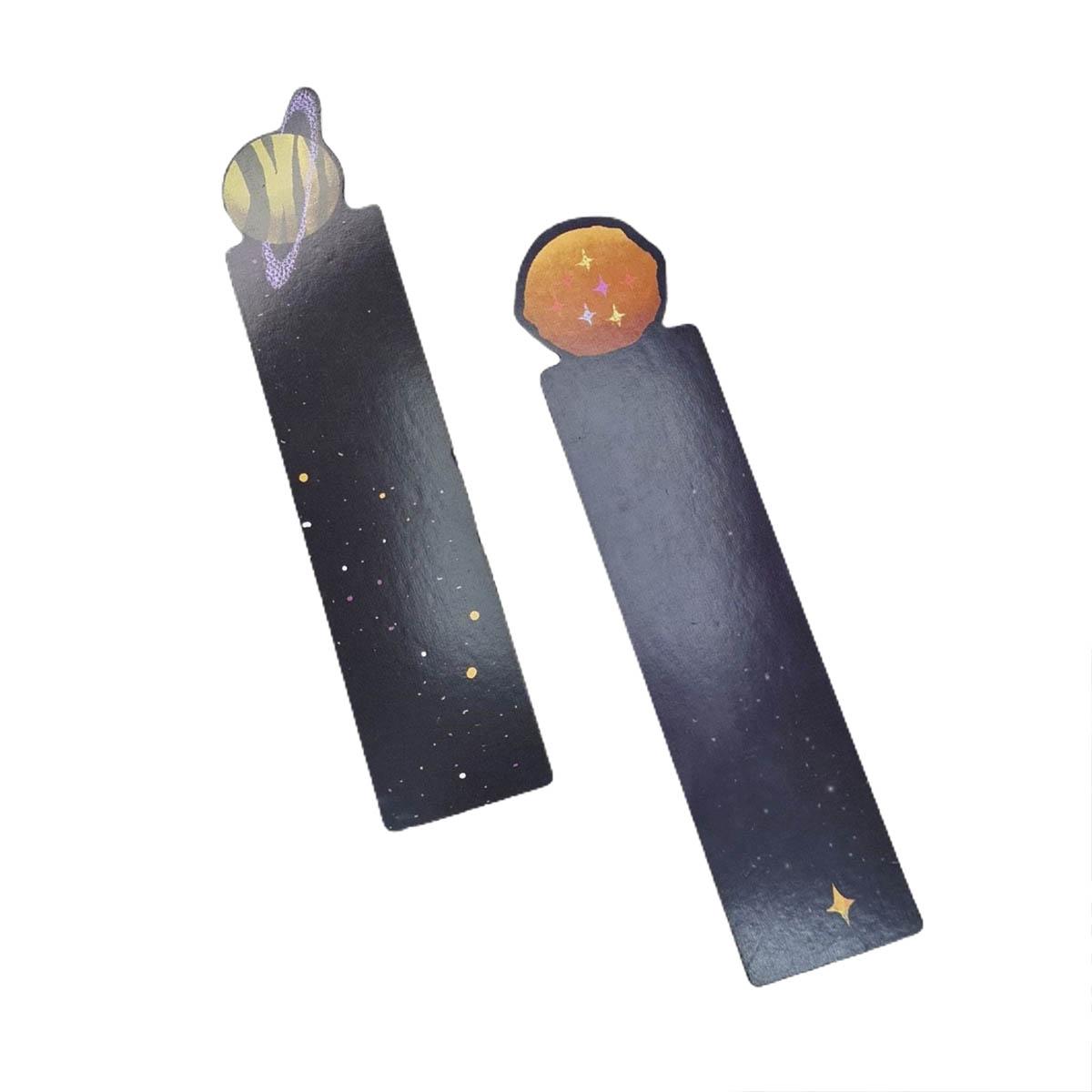Kit Marca Página - Planetas