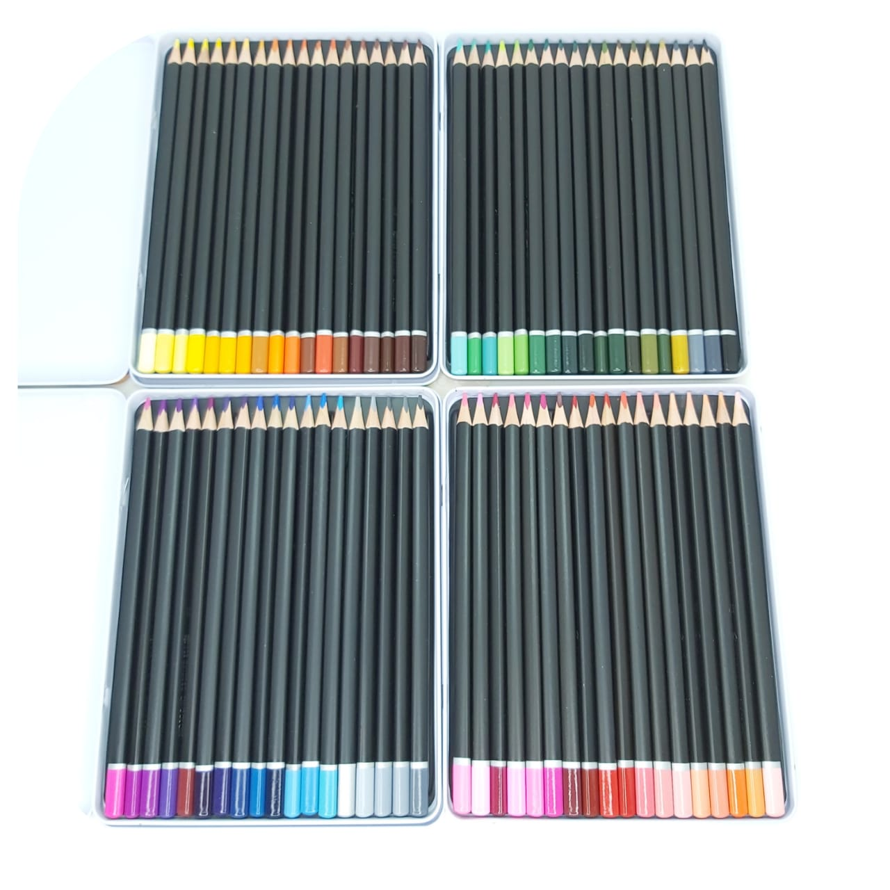 Lápis de cor Profissional - 18 cores - Colorgrade - Bee Unique