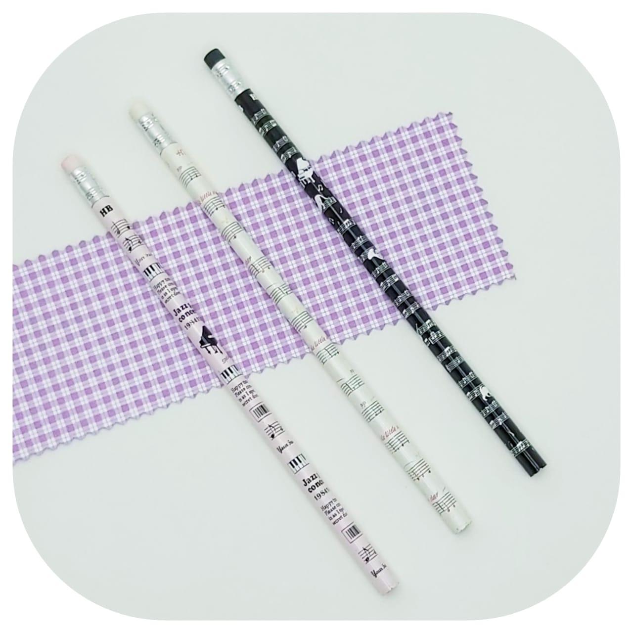 lápis preto - Music