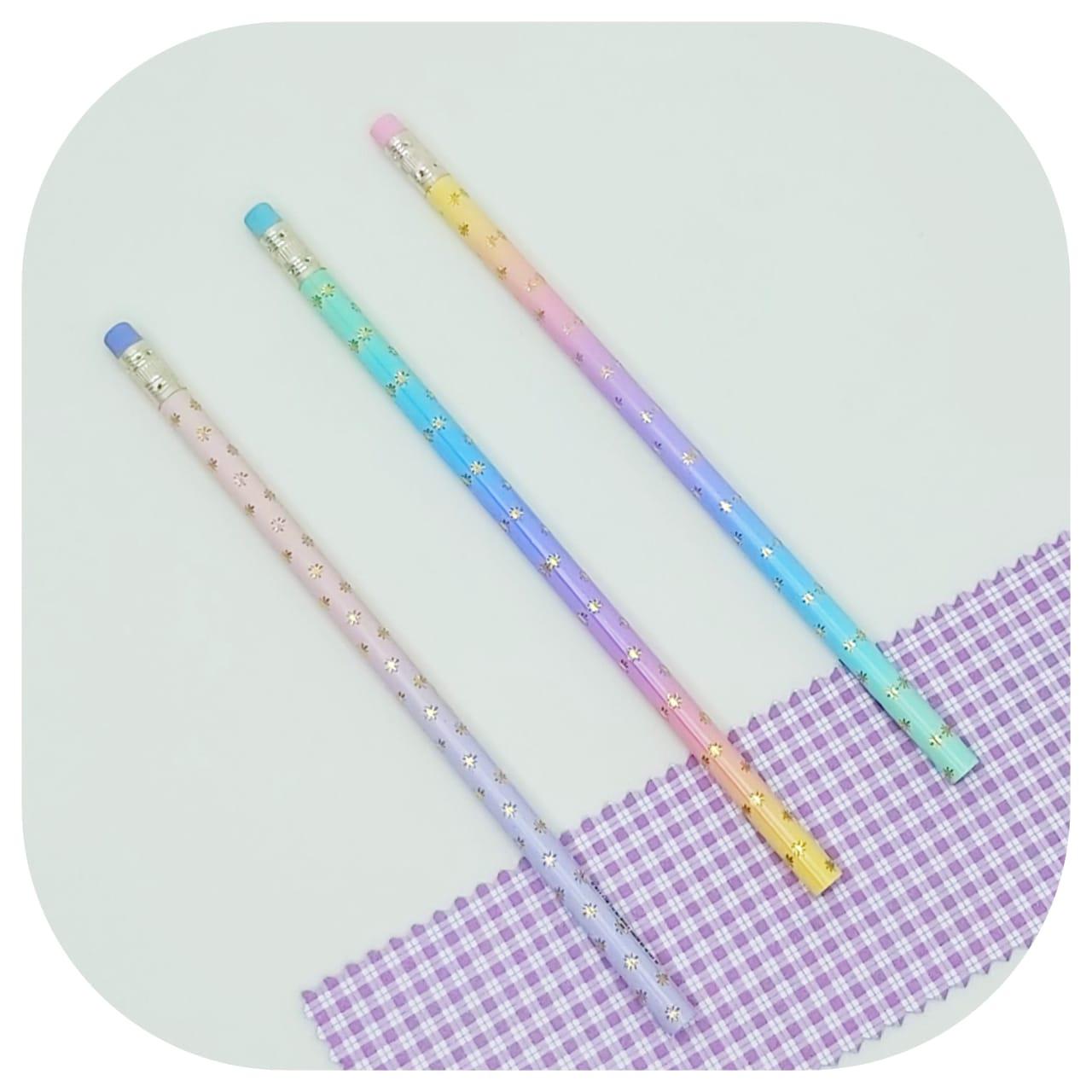 Lápis preto - Cis - rainbow