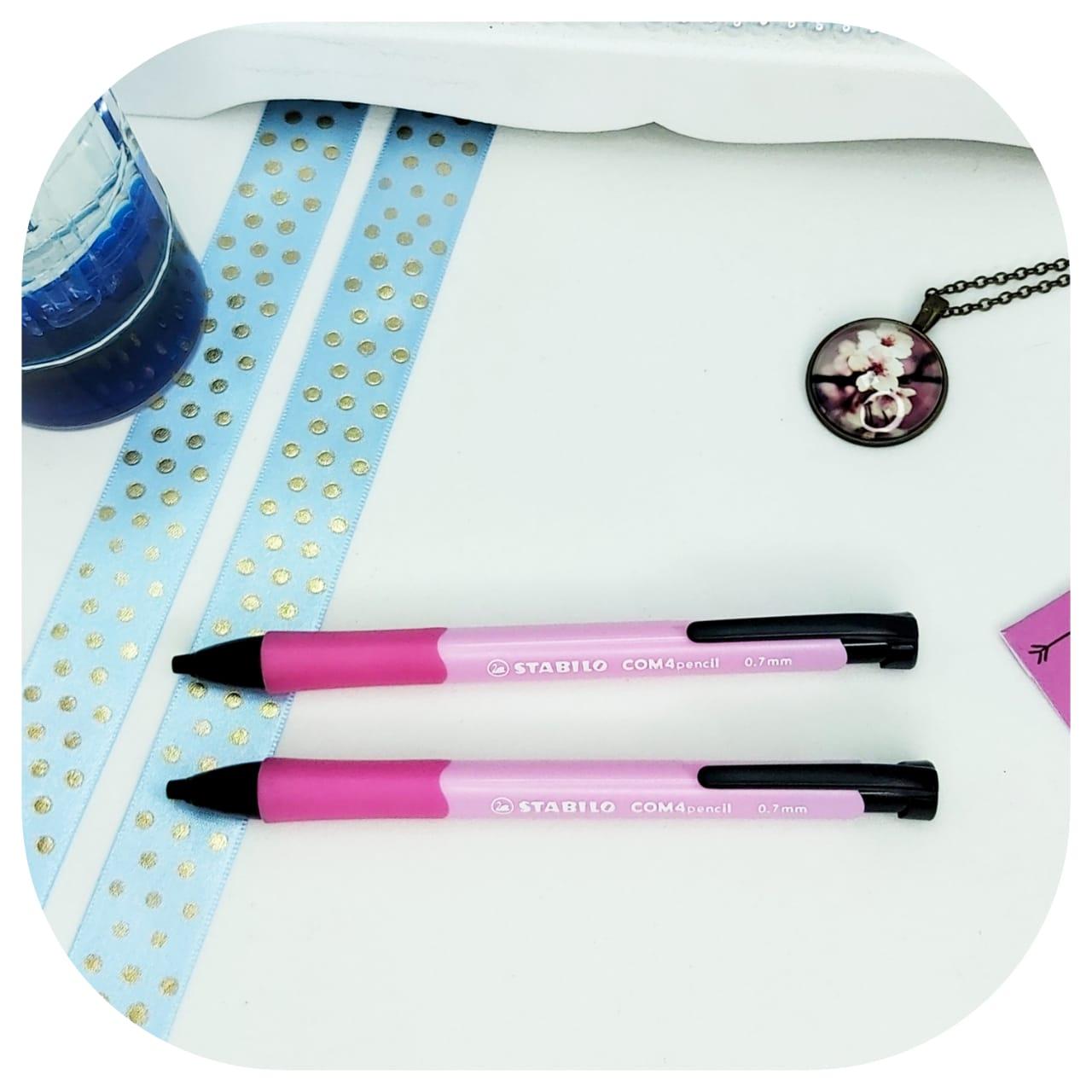 Lapiseira COM4 Pencil -  Stabilo