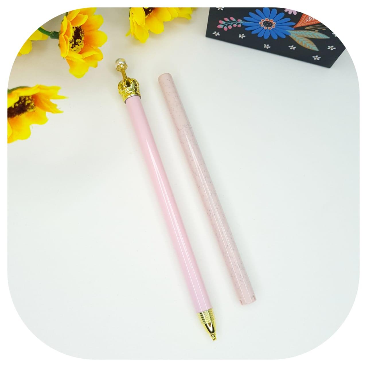 Lapiseira luxo 0.7mm - Coroa + Grafite