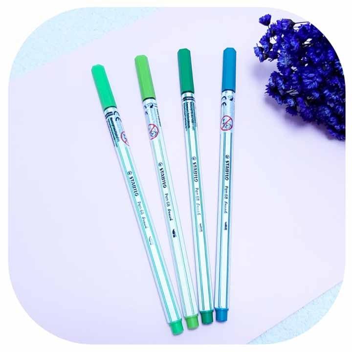 Pen 68 Brush - Stabilo