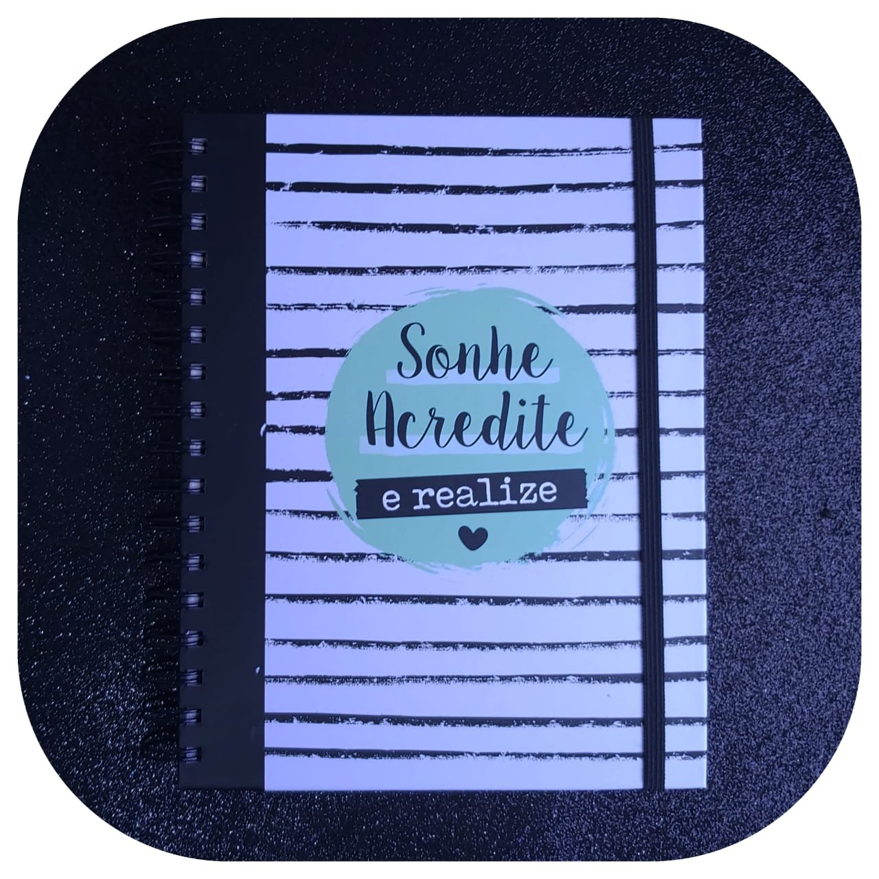 Planner Anual - Sonhe, acredite e realize