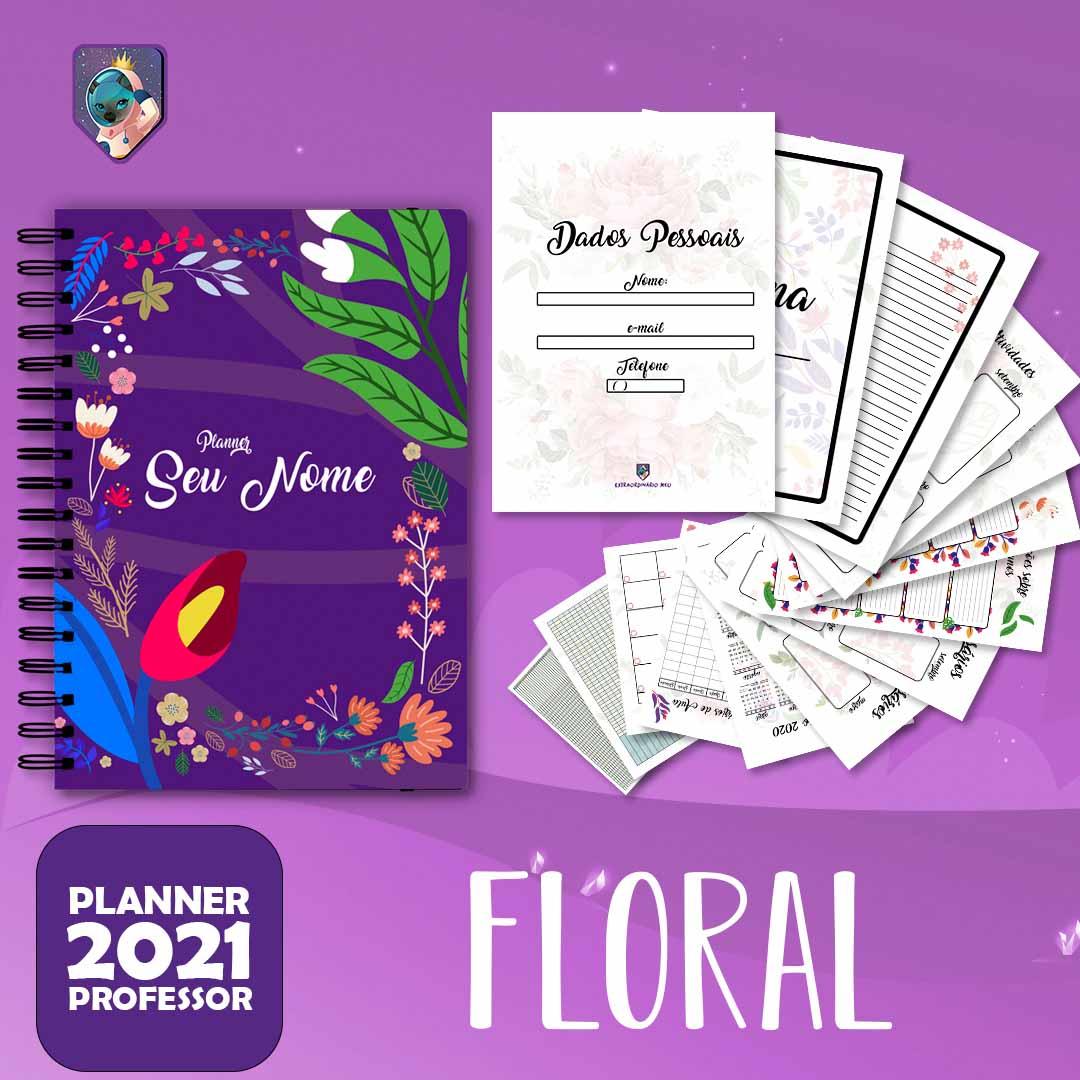 Planner Premium Professor 2021