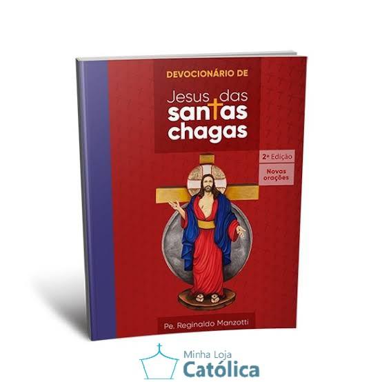 Devocionário Santas Chagas - 109624