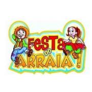 PAINEL FESTA DO ARRAIÁ PAPEL