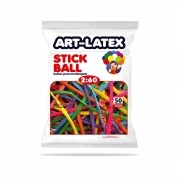 STICK BALL ART LATEX 50 UND