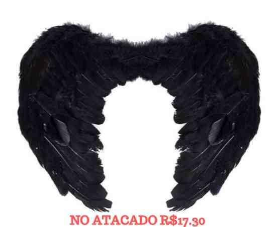 ASA ANJO NEGRO 8387/17171