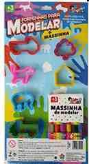 FORMA P/ MODELAR+MASSINHA