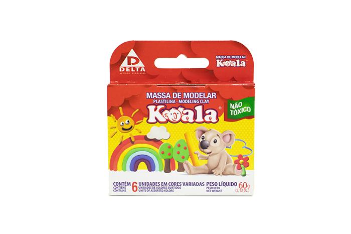 MASSA MODELAR C/6 KOALA