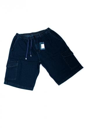 Bermuda Jeans Masculina Plus Size Sumaia Antônio