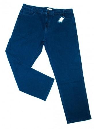 Calça Jeans Masculina Plus Size Sumaia Arthur - Lavagem Destroyed