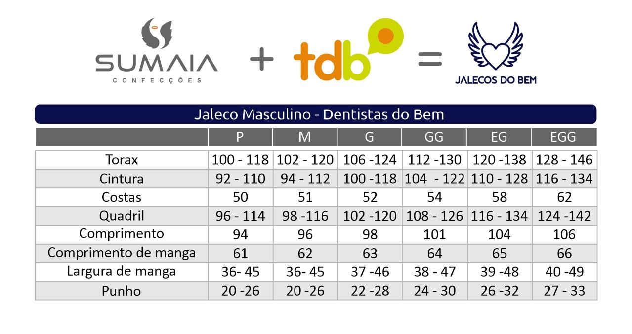 Jaleco Dentista do Bem Masculino - Cinza Platina