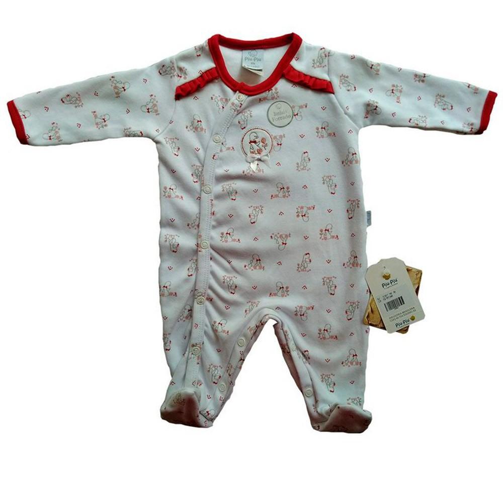 Macacão em Algodão Egípcio para Bebês Patinha