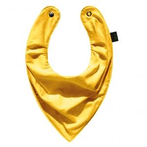 Babador Bandana Amarelo Sol Gumii