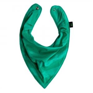 Babador Bandana Listrado Verde c/ Verde Mescla