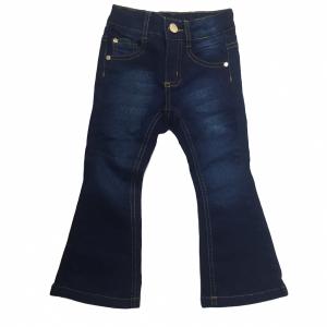Calça Flare Jeans Petit Cherie