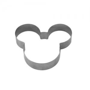 Cortador Ratinho Mouse em Inox Grande