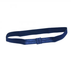 Faixa Azul Marinho p/ Cabelo