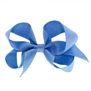 Laço Gumii Gorgurão Azul intenso 10cm