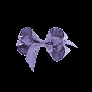 Laço Gumii Gorgurão Lilás Orquídea 7cm