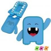 Porta Dentinhos de Leite Azul Angie by Angelus