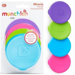Tampas Para Copo 360 Miracle Original Munchkin Escolha A Cor