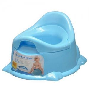 Troninho Infantil Potty Azul