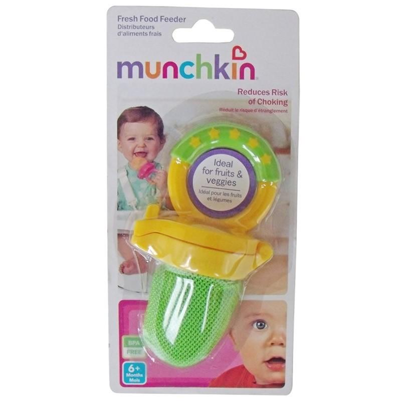 Alimentador com Tela Verde Munchkin