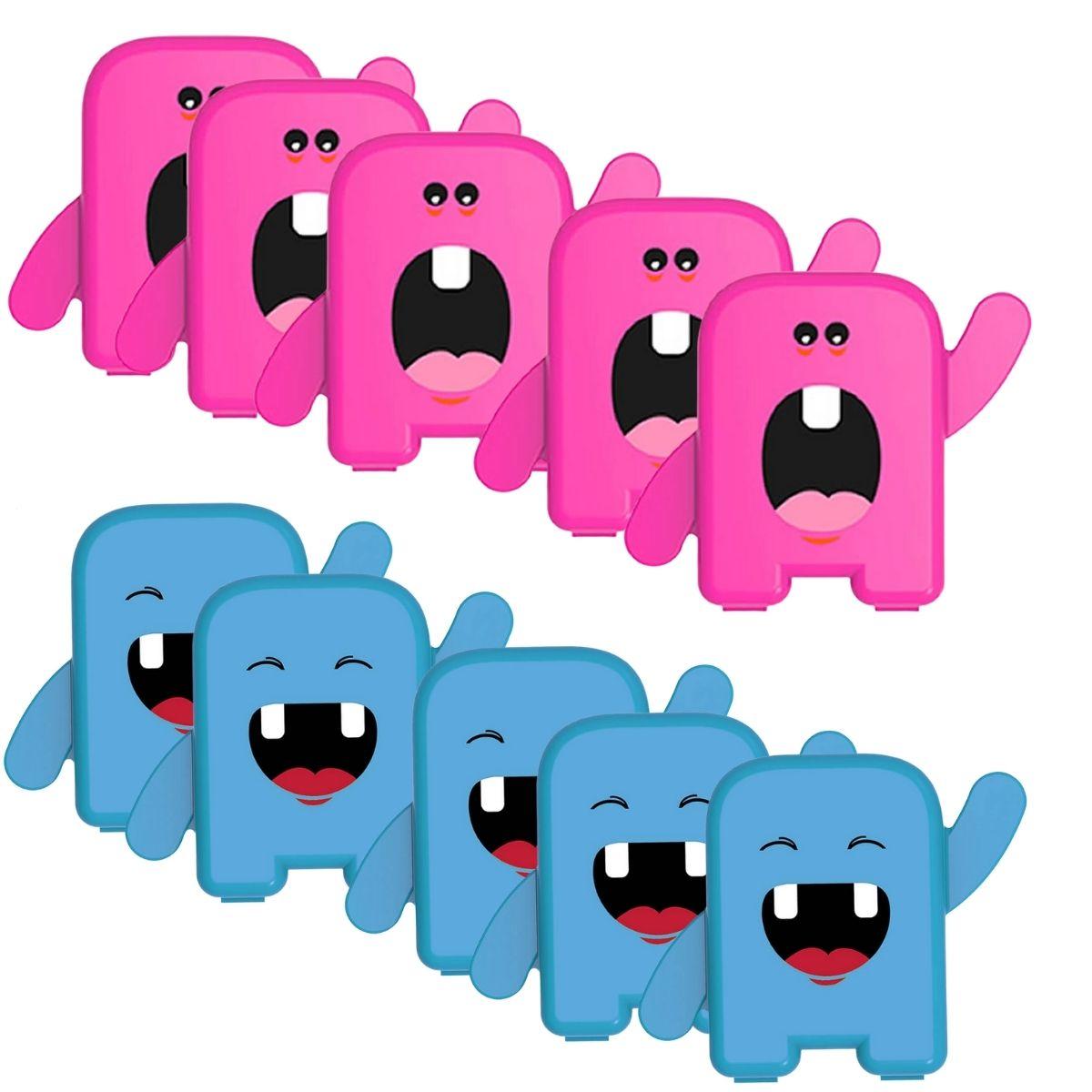 Atacado 10 Porta Dentes Caixinha Dentinhos Angie by Angelus