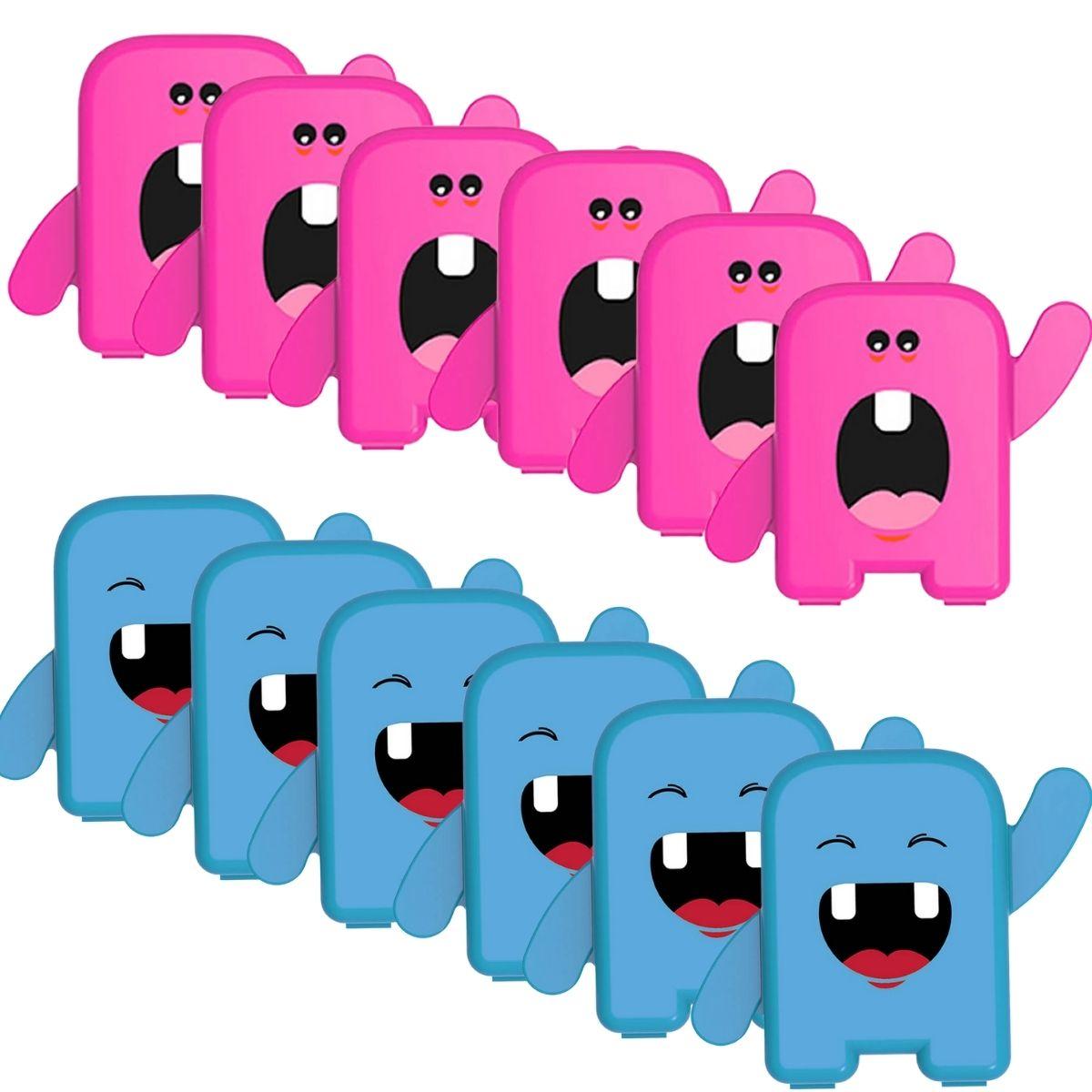 Atacado 12 Porta Dentes Caixinha Dentinhos Angie by Angelus