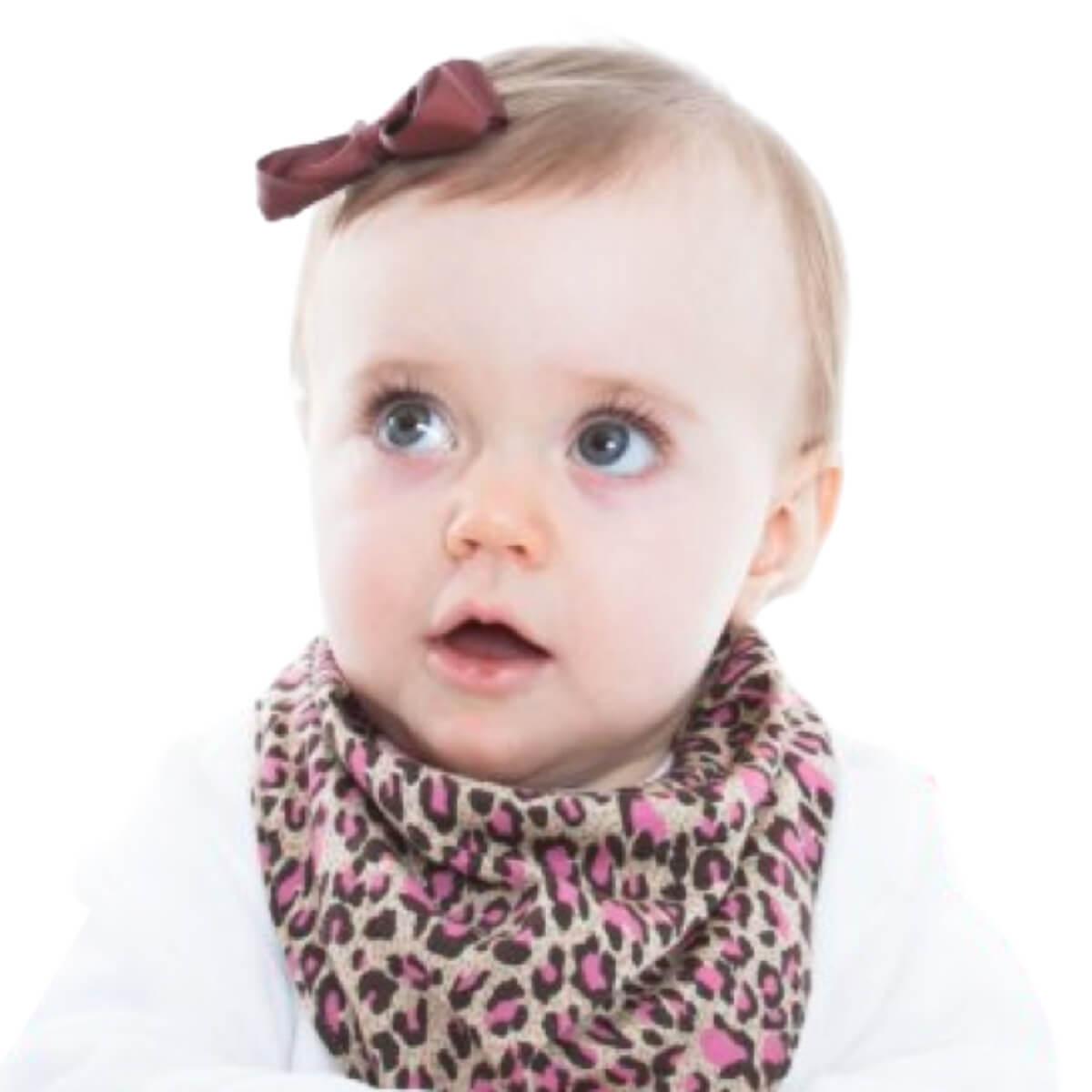 Babador Bandana Gumii Bebe Menina Girl Kit 6 Leve 6 Pague 5