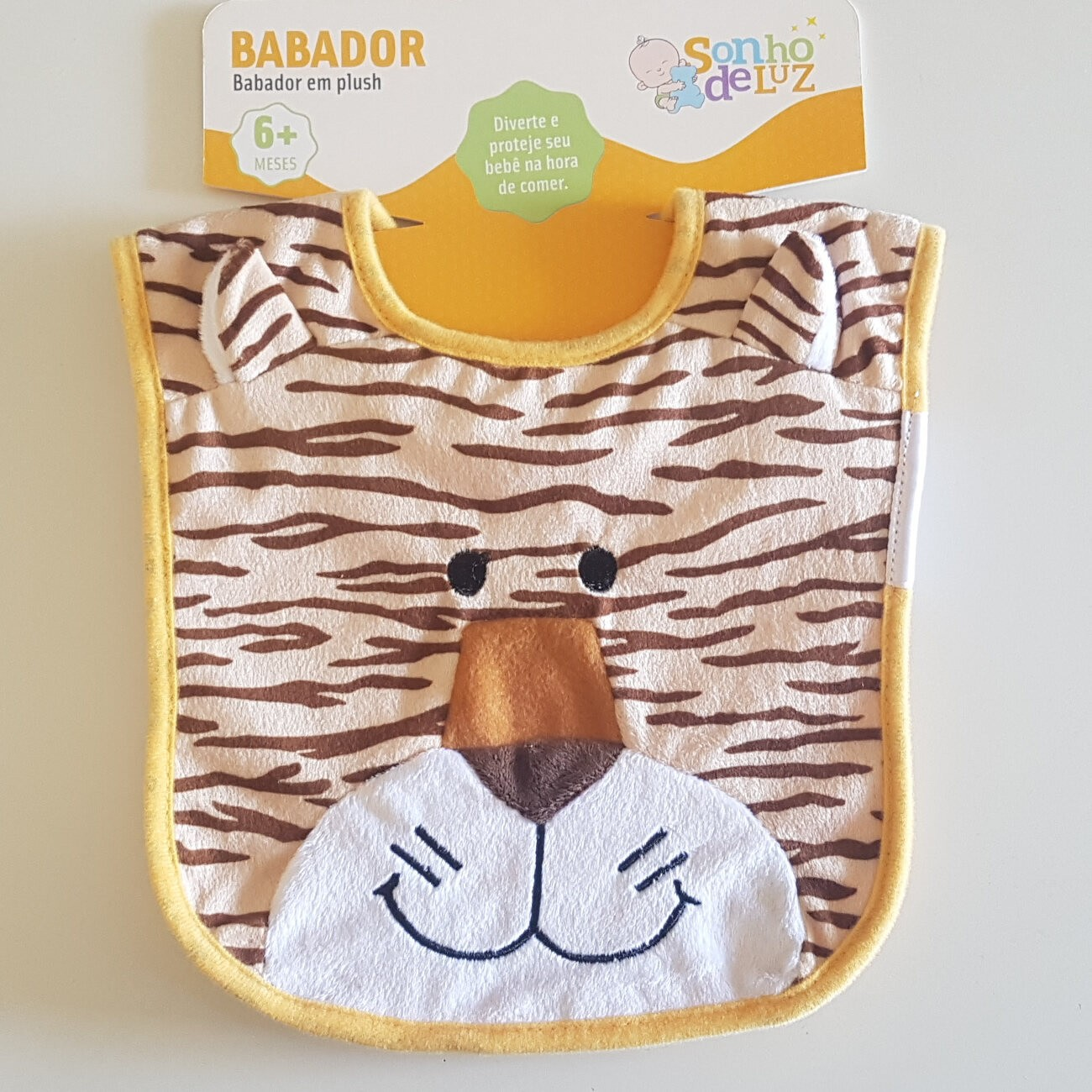 Babador Tigre Sonho de Luz