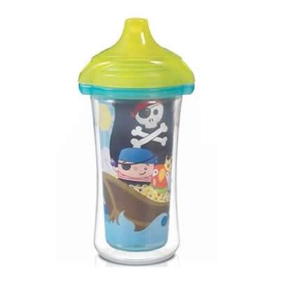 Copo Térmico Grande Sippy Pirata