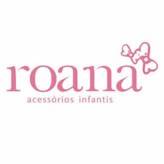 Faixa RN Bordada Rosa Bebê Roana