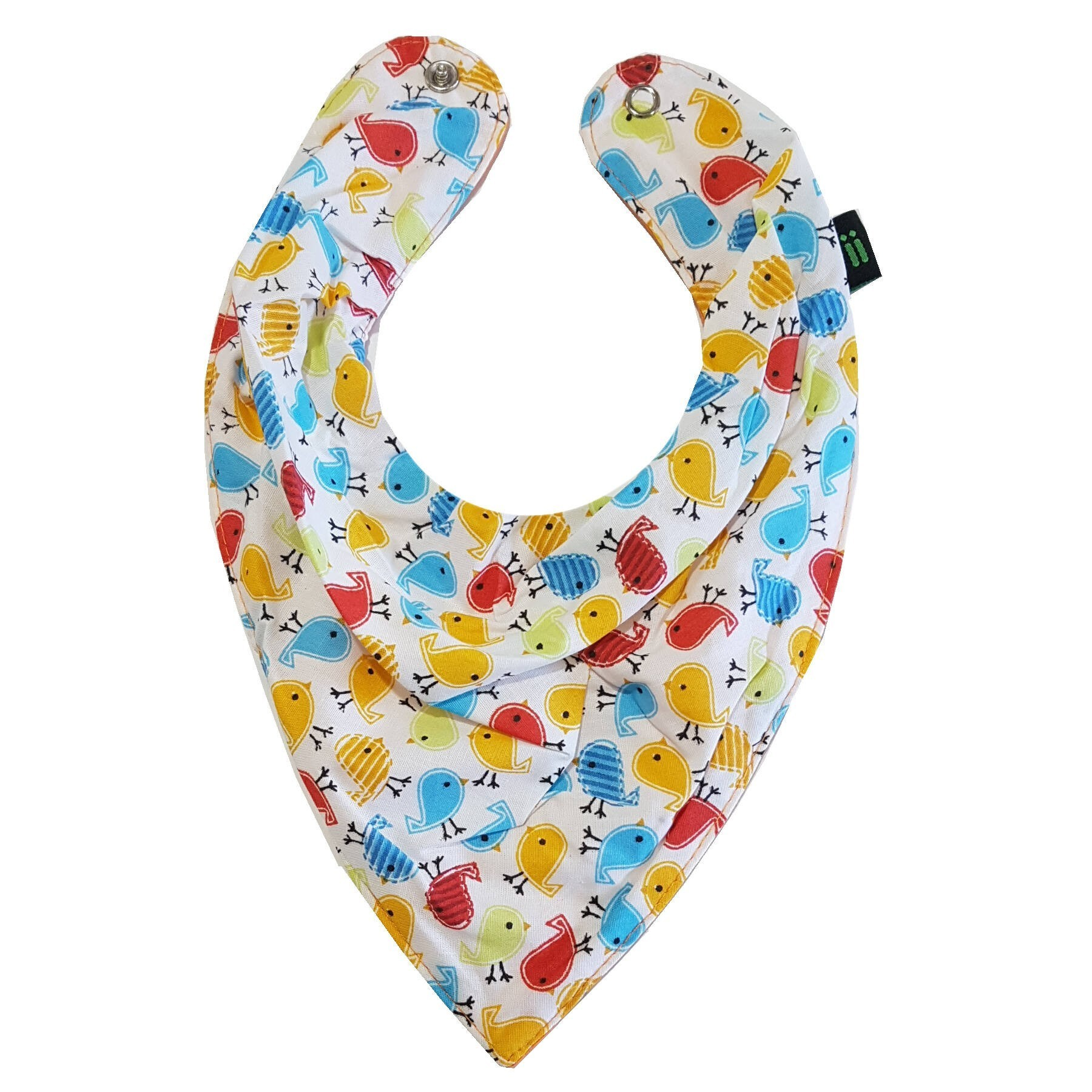 Kit Babador Bandana Little Bird Oliva Gumii