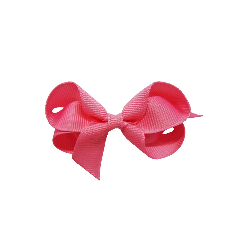 Laço Gumii Gorgurão Rosa Escuro 7cm
