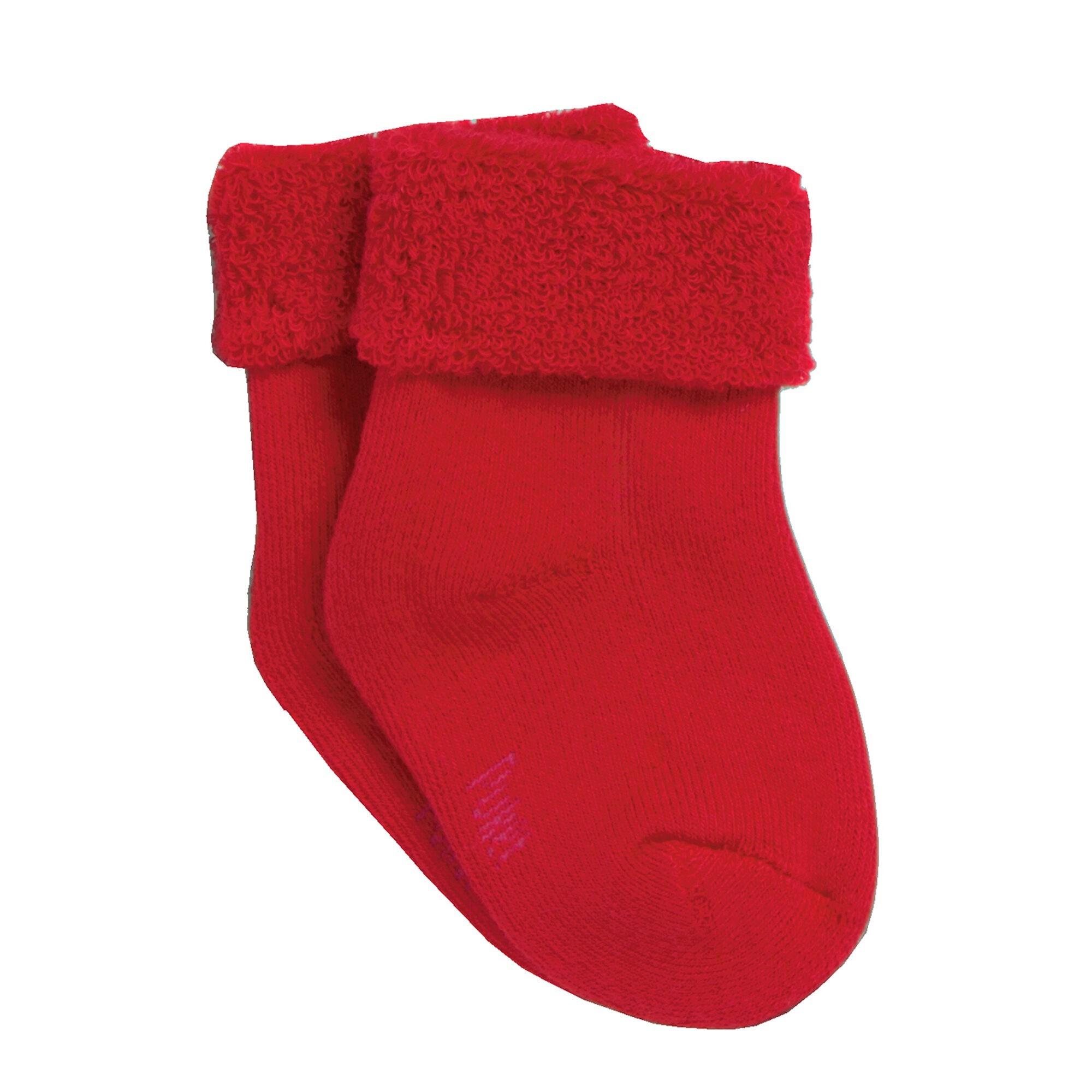 Meia Soquete Confort Vermelho Puket