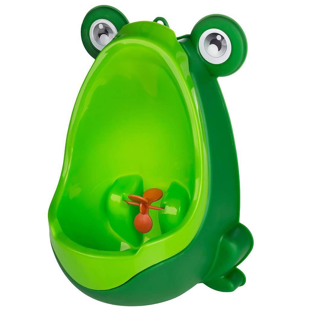 Mictório de Sapinho Verde