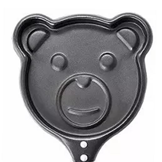 Mini Frigideira Panquequeira Panda