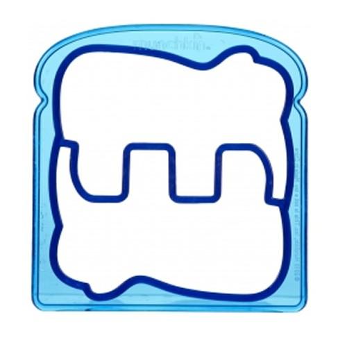 Modelador de Sanduíches Elefante azul Munchkin