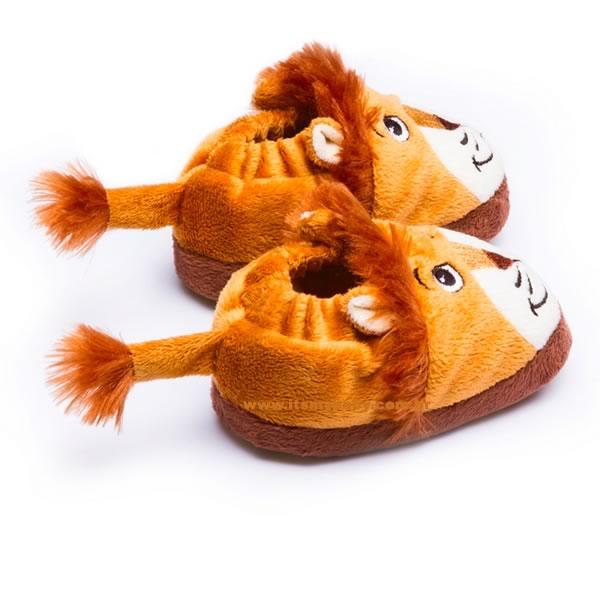 Pantufa Infantil Leão Sonho de Luz