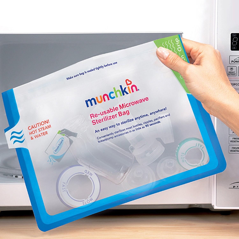 Sacos Esterilizadores para Microondas