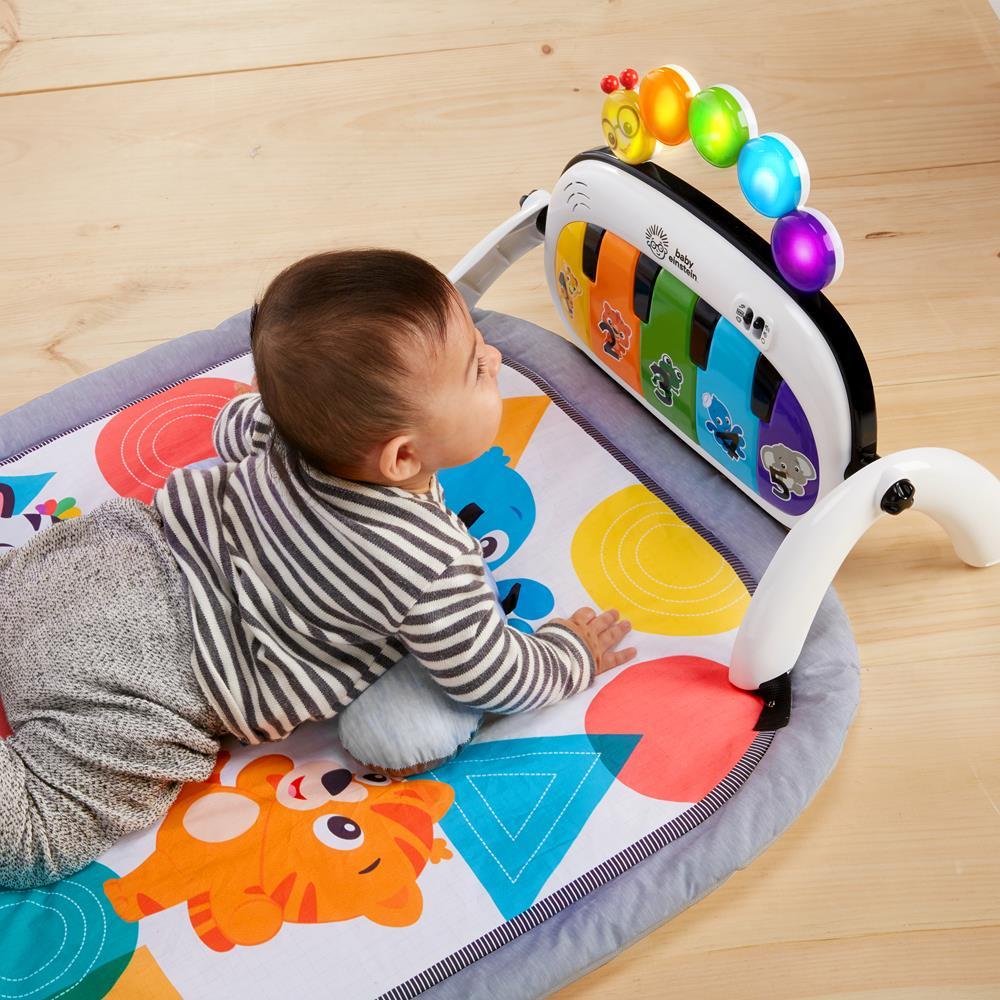 Tapete De Atividades 4 Em 1 Com Piano Musical - Baby Einstein