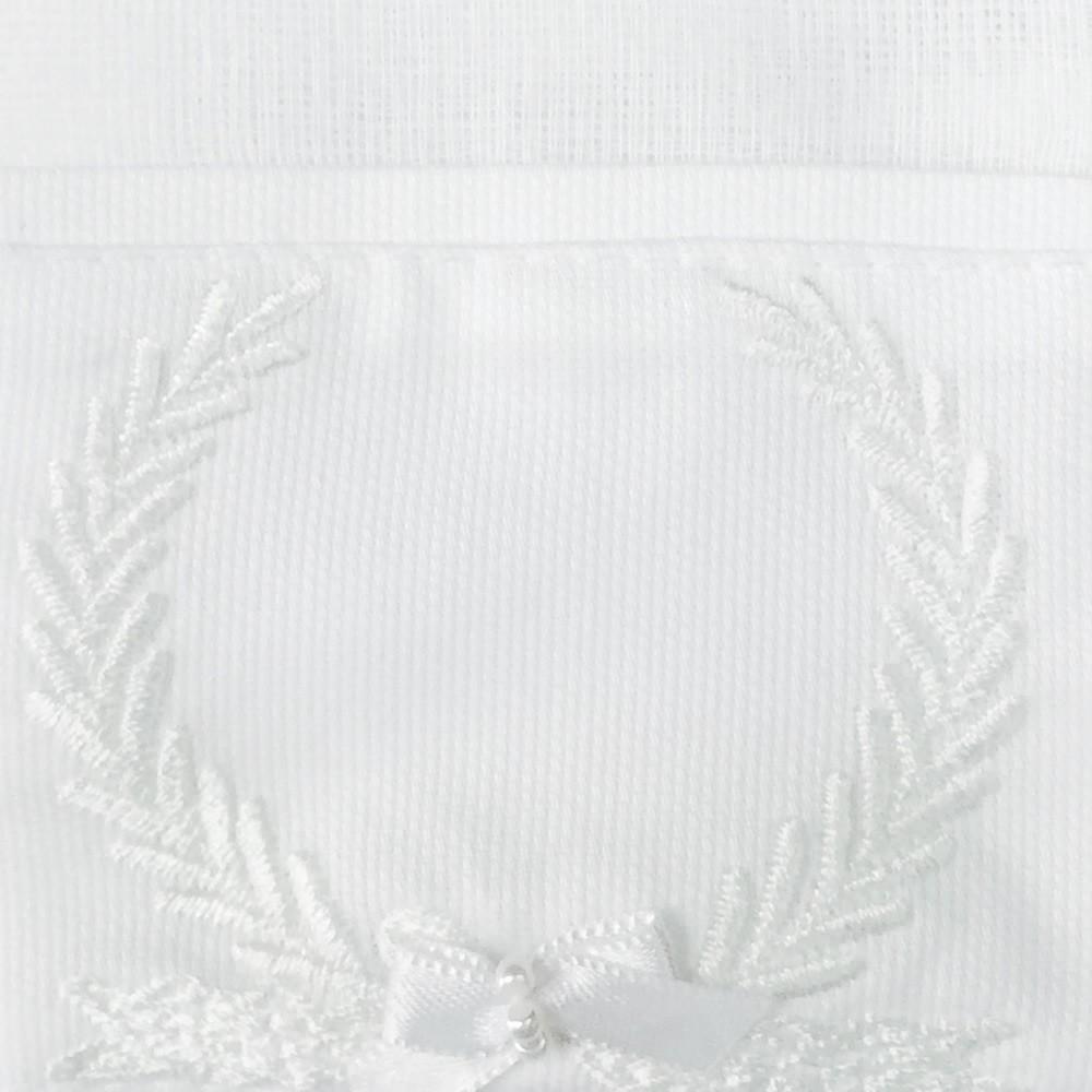 Toalha de Boca (c/3) - Branco Roana