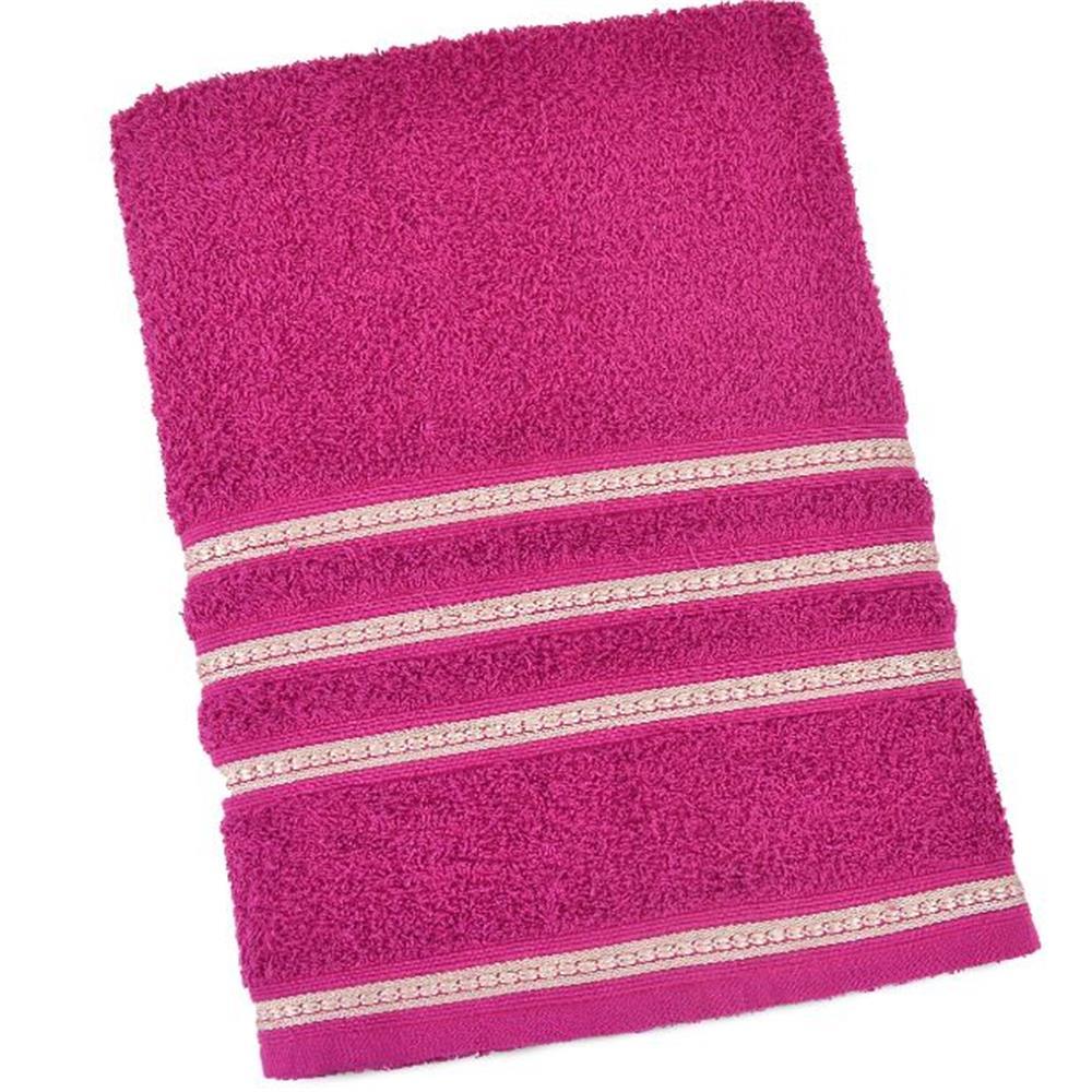 Toalha Banhão Rosa